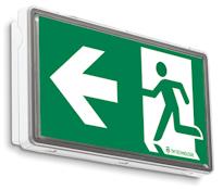 ONTEC S Эвакуационный указатель аварийного освещения жилых зданий