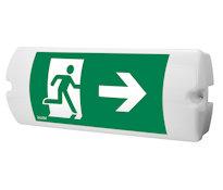 HELIOS LED Эвакуационный указатель аварийного освещения жилых помещений