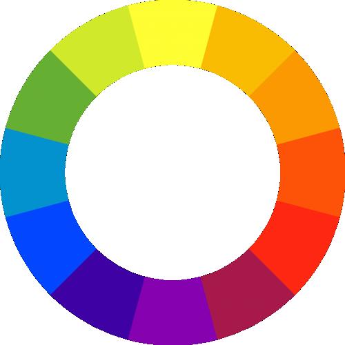 все разнообразие цветов палитры RAL