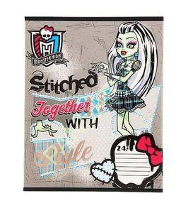 Тетрадь Monster High, 24листа (клетка)
