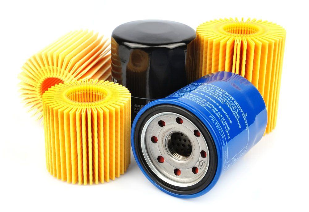 Воздушные фильтры для компрессоров