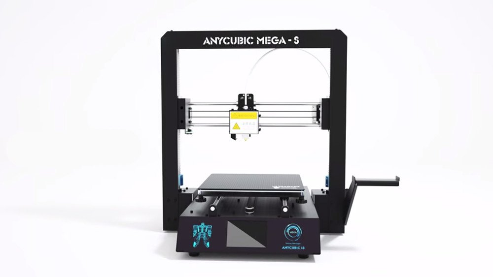 Anycubic Mega-S — обзор технических характеристик