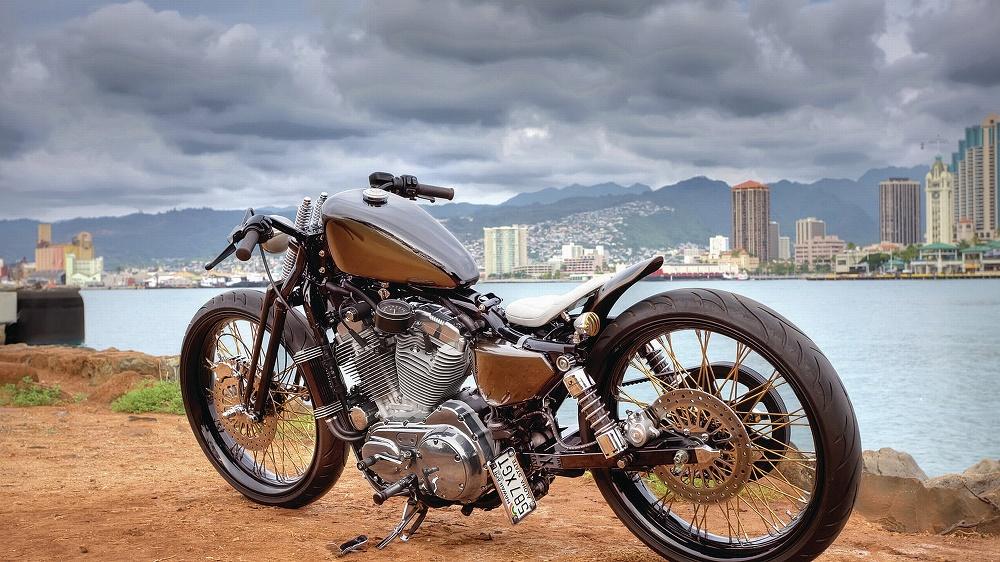 Chopper Harley