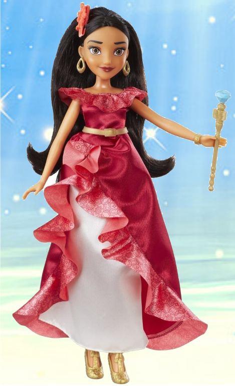 Кукла Елена Принцесса Авалора серия игрушек Модный приговор