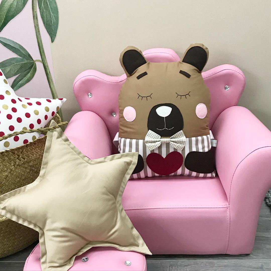 Купить кресло в комнату для девочки