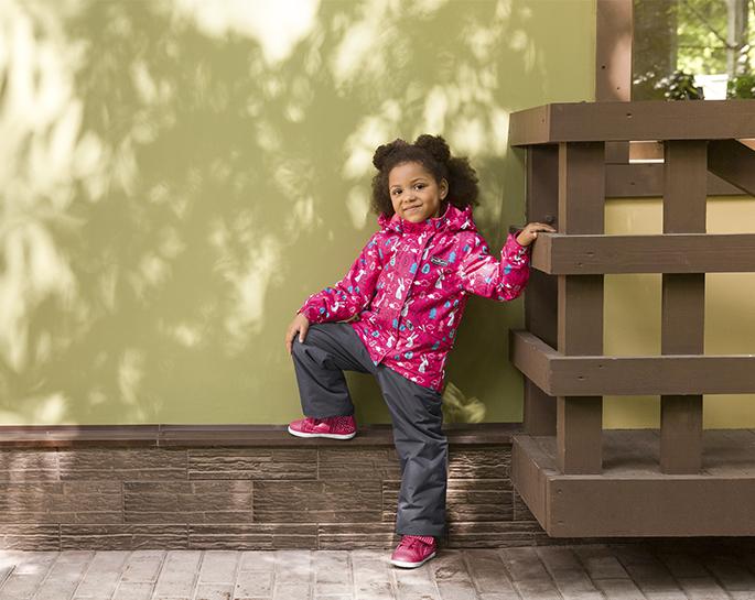 Демисезонный комплект Premont Весна для девочки Прогулка в Минору