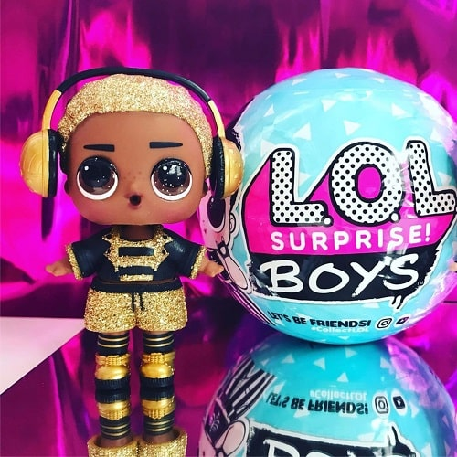 Кукла L.O.L. Surprise Мальчики, фото 2