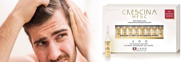 выпадение волос у мужчин средство