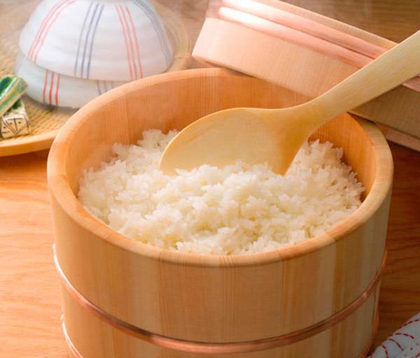 Отварить клейкий рис