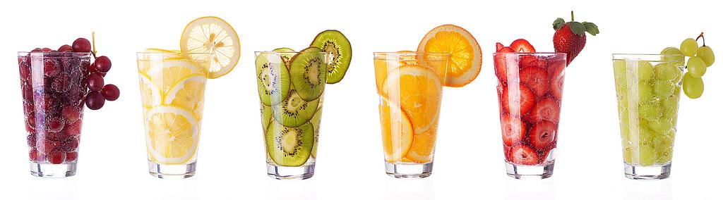 Примеры коктейлей с сиропами SweetFill
