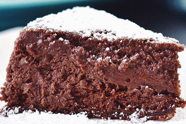 Безглютеновый торт Трюфель