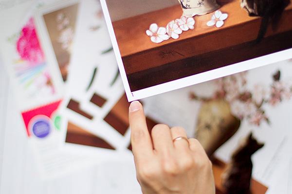 Как сделать папертоль — Шаг 1 — Найдите слой 1 и вырежьте его.