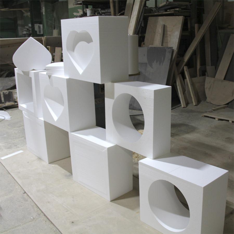 мебель из пенопласта
