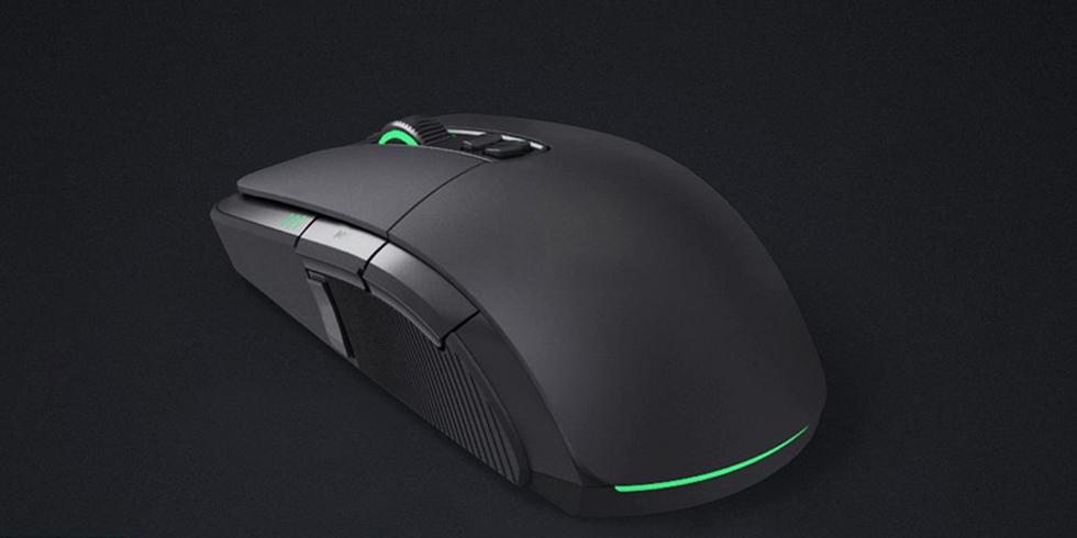 Игровая мышь Xiaomi Mi Gaming Mouse (черный/black)