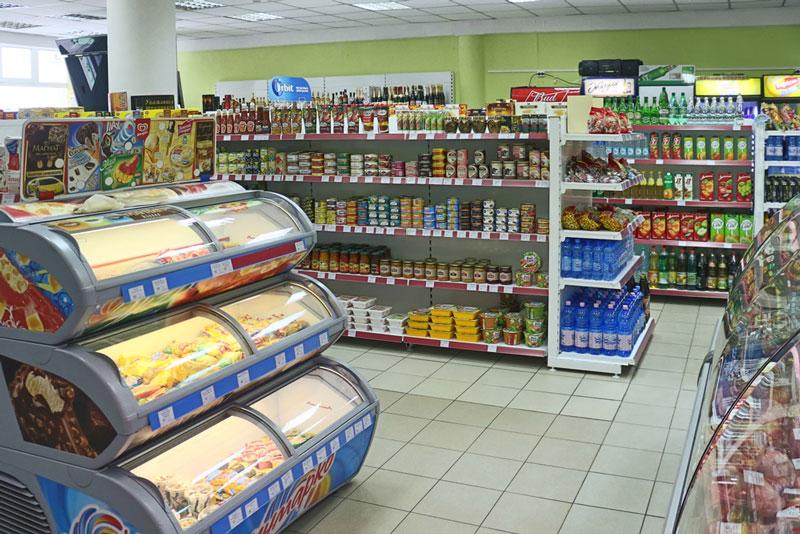 Самообслуживание магазин