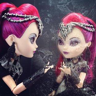 Кукла Мира Шардс - Игры Драконов