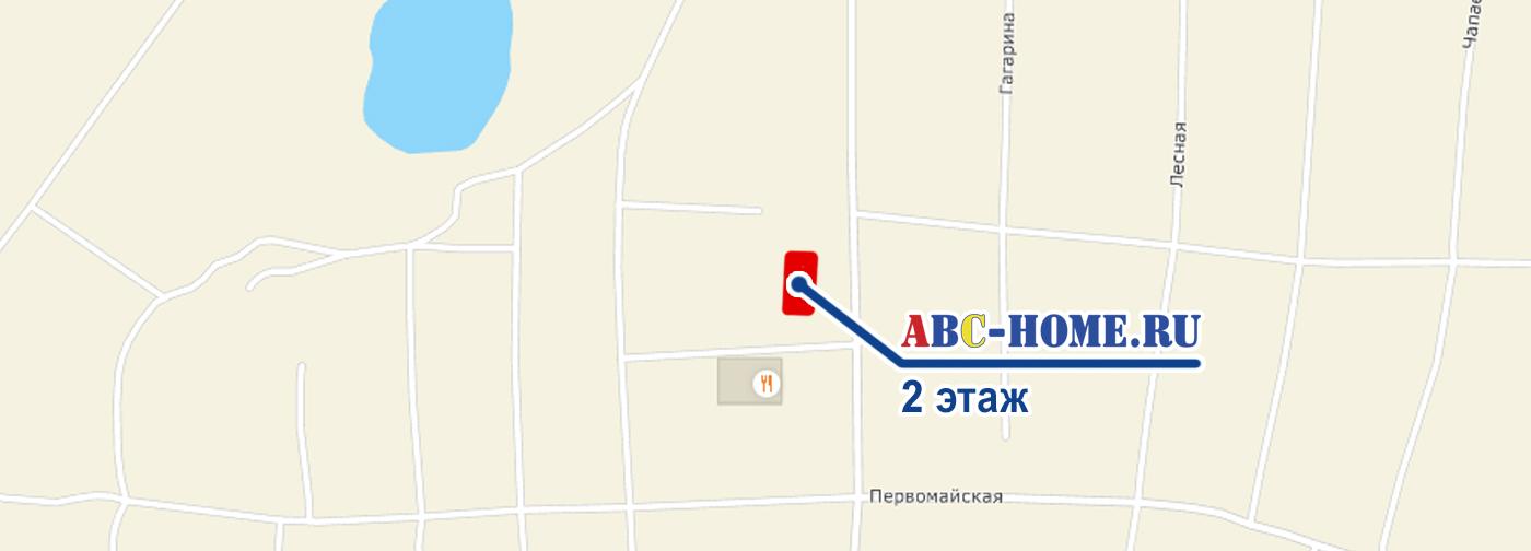 Схема проезда БКС