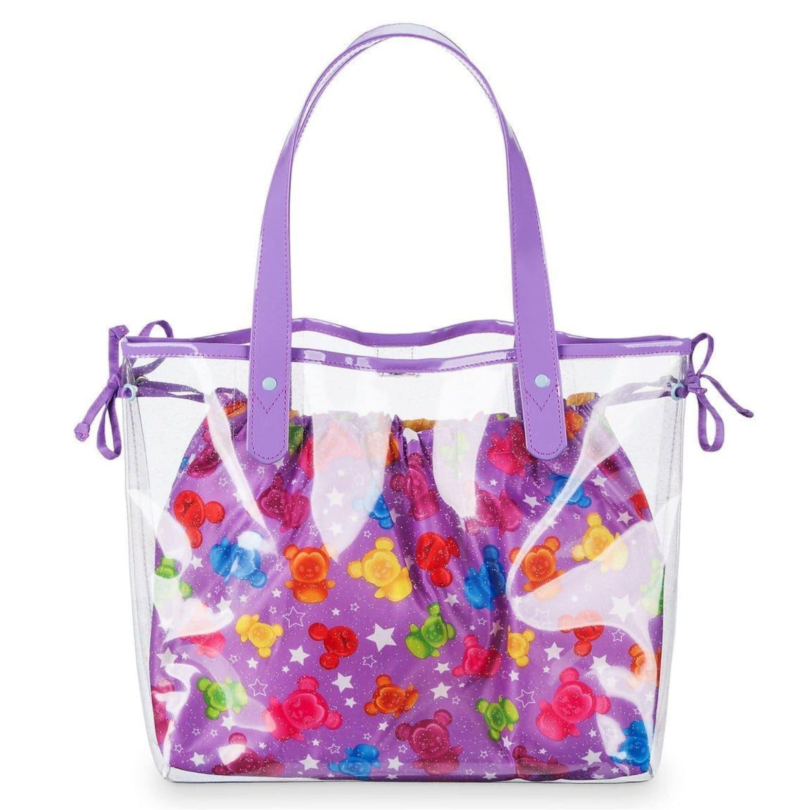Пляжная сумка для девочки с рисунком Minnie Mouse