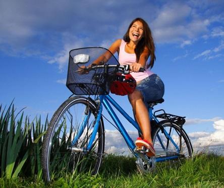 как-выбрать-велосипед-для-женщины