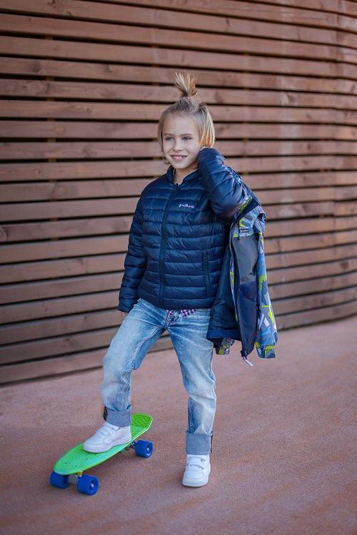 Детская куртка Premont Парк Миллениум 3 в 1 в интернет-магазине Premont-shop