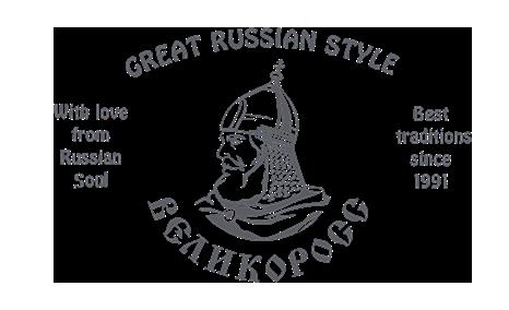 логотоп компании великоросс санкт-петербург