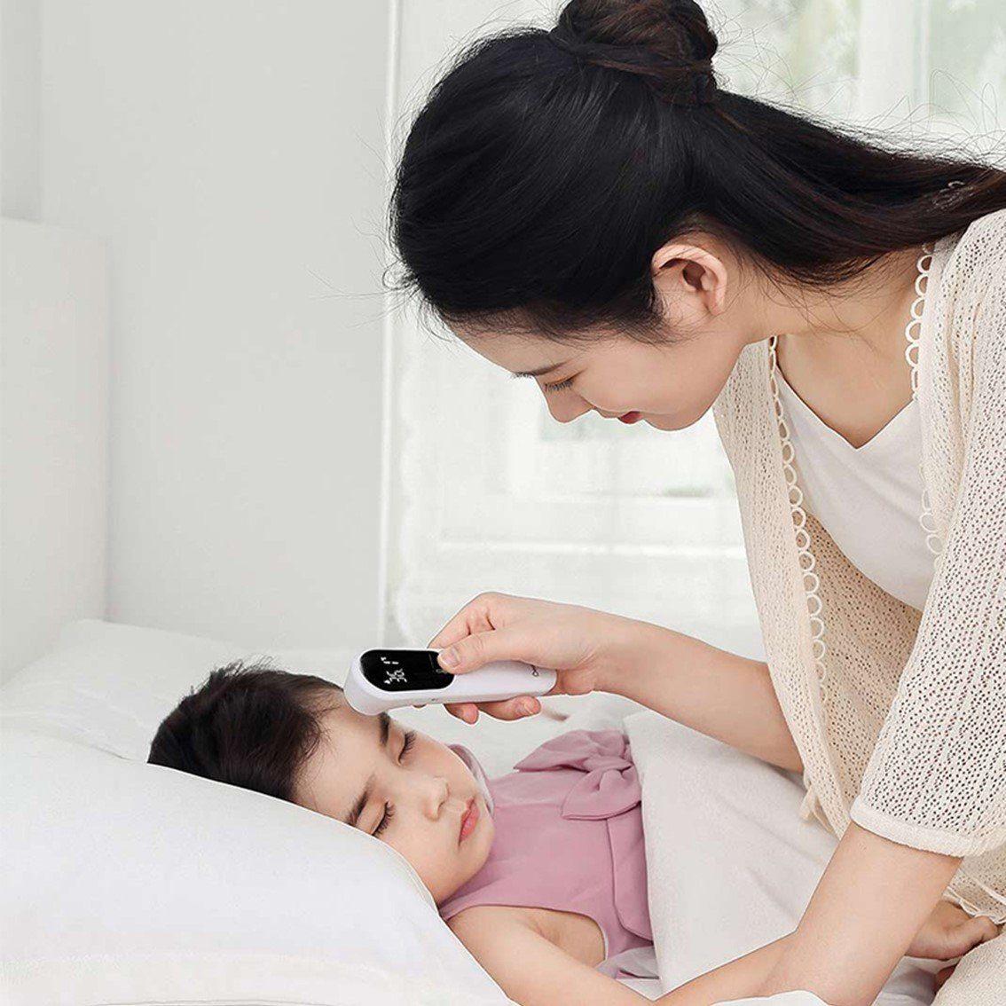 Бесконтактный инфракрасный термометр Xiaomi Berrcom JXB-305 широкое применение