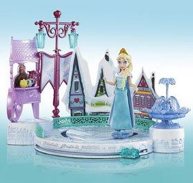 """игровой набор Кукла """"Эльза на катке"""", Frozen"""