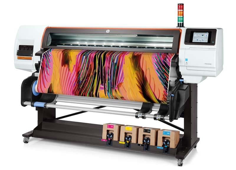 субдимационый принтер HP