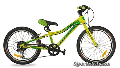 Опис велосипеда Formula Lime 2016