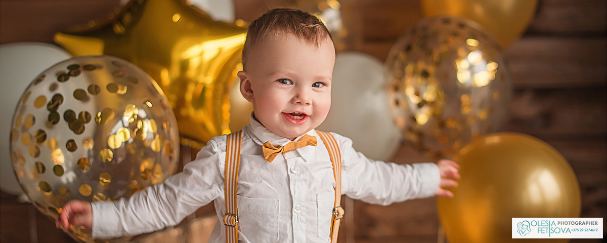 Олеся Фетисова - профессиональный детский фотограф