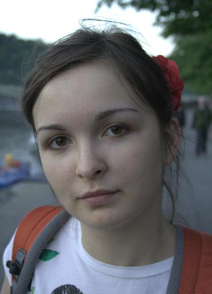Мария Атаманова, И-МНЕ Внуково