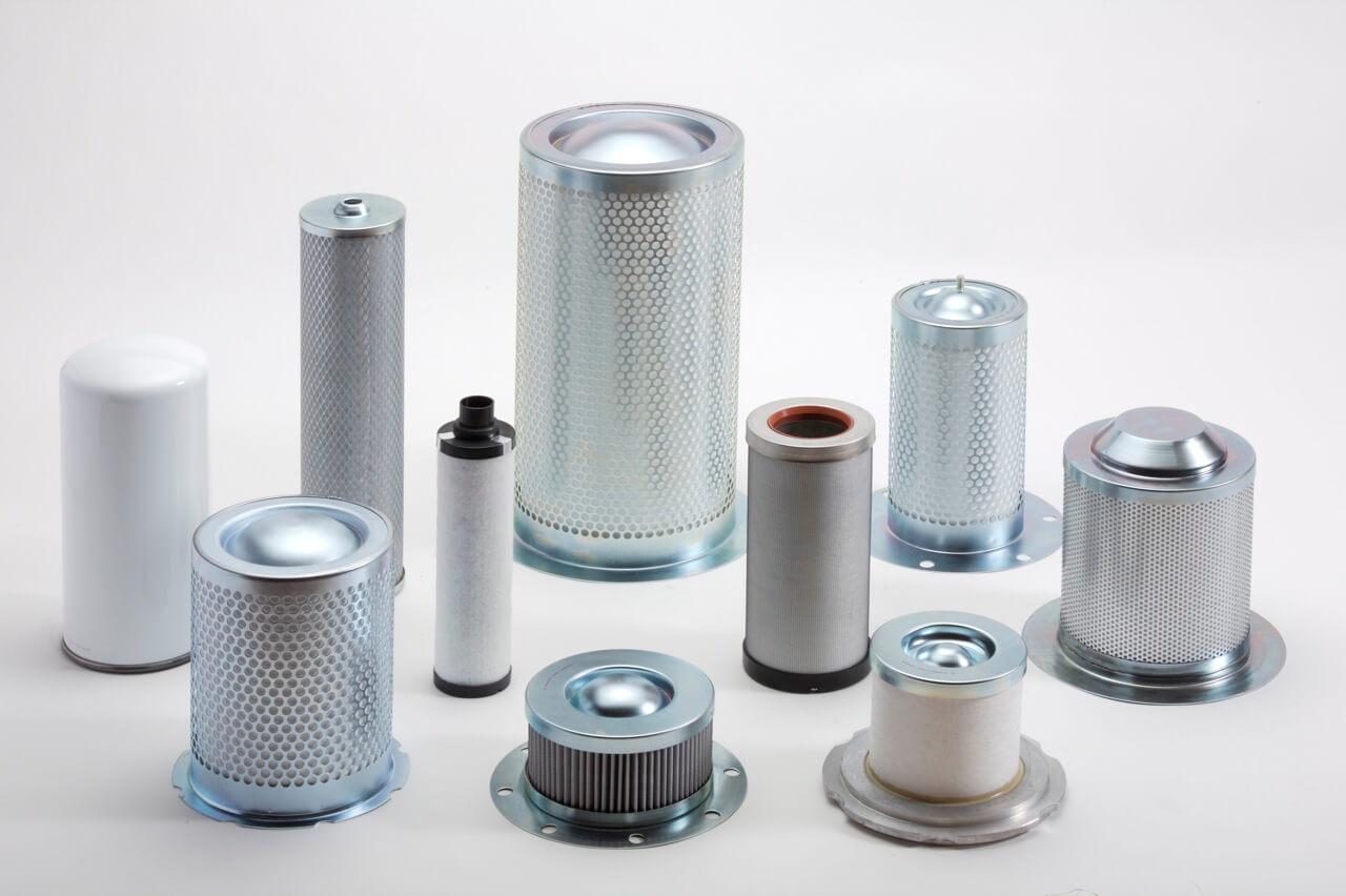 Сепараторы для воздушных компрессоров