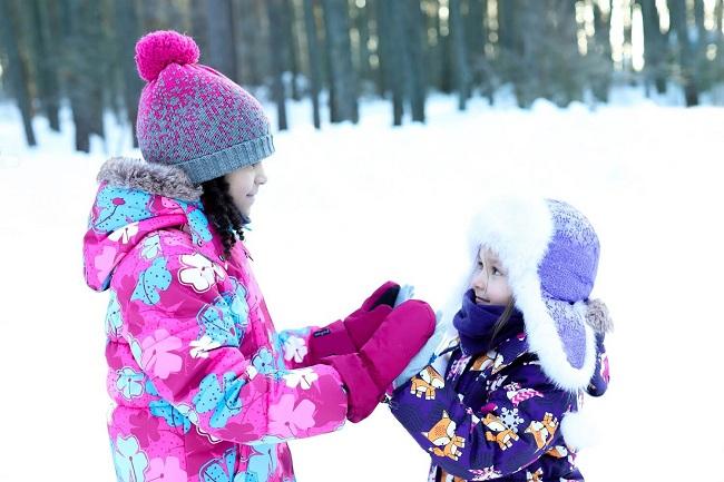 Зимние костюмы Premont 2019 для девочек с доставкой в магазине Premont-shop