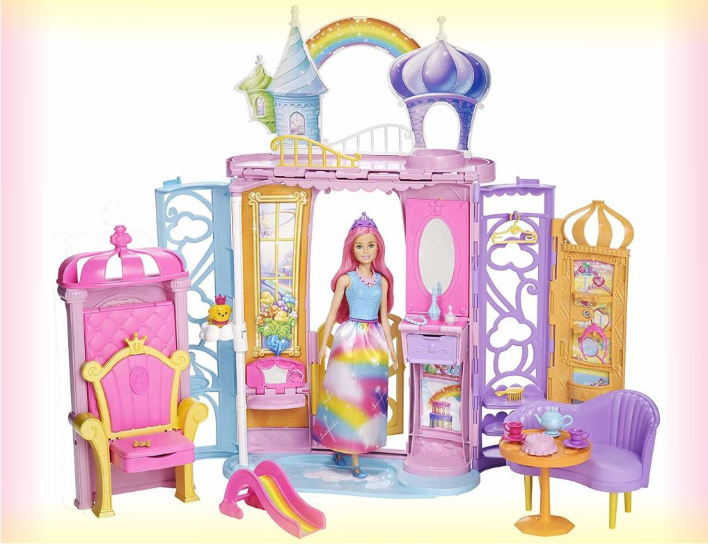 Домик для куклы Barbie