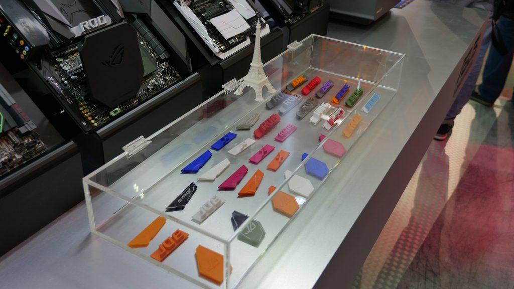 Моддинг ASUS модели для 3D принтера
