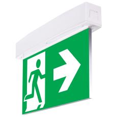Световой указатель эвакуационного аварийного освещения Suprema LED