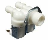 электромагнитный заливной клапан 2W180 для стиральных машин Индезит/Аристон, LG, Samsung, Hansa,Beko, Candy, Whirpool
