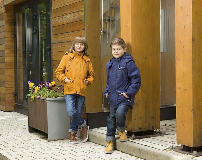 Детская одежда Premont со скидкой для многодетных семей