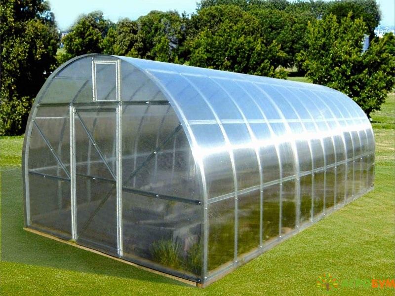 Теплица GardenDreams 3x4x2,1, каркас