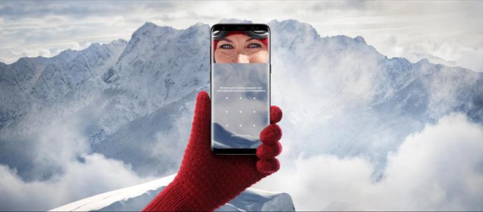 Samsung Galaxy S8 в оригинале