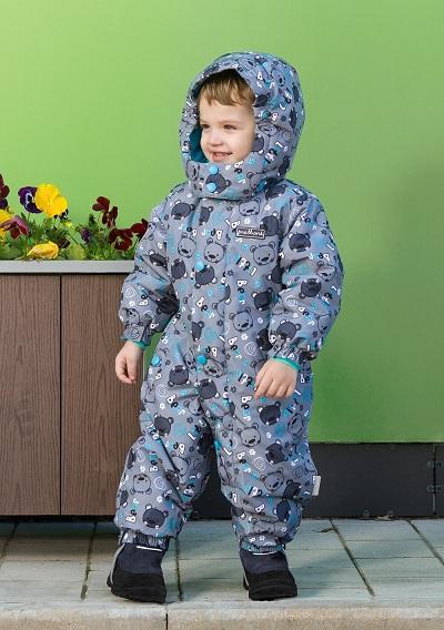 Комбинезон Premont Весна-Осень Малыш Барибал S18301 купить в интернет-магазине Premont-shop!