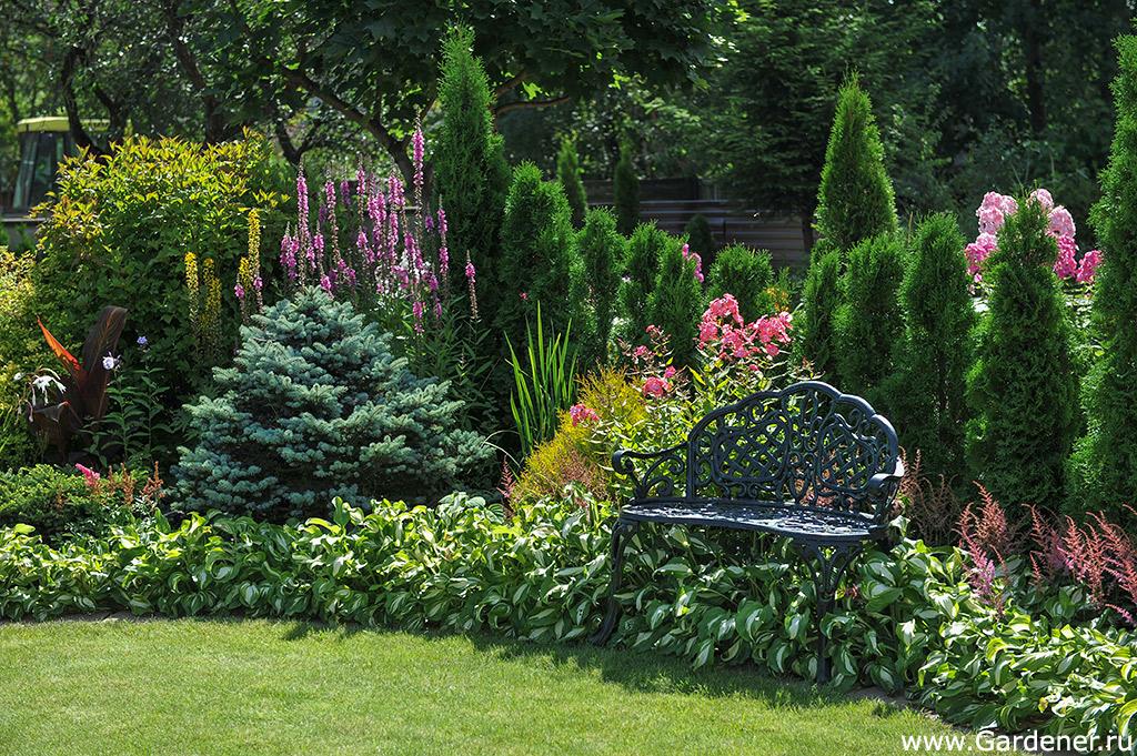 Магазин товаров для сада и дома