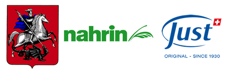 Лого Москва Юст Just Нарин Nahrin