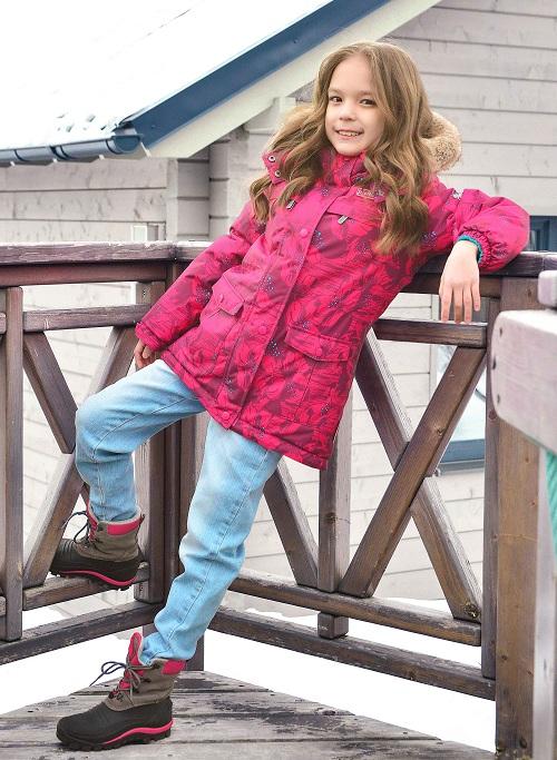 Зимняя парка Premont Дейзи Пинка - новая коллекция Premont Зима 2018-2019!