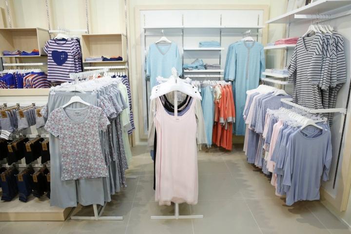 Монобрендовый магазин одежды может быть дополнен аксессуарами сторонних производителей