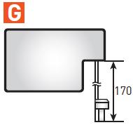Аккумуляторная батарея Delta – тип корпуса G
