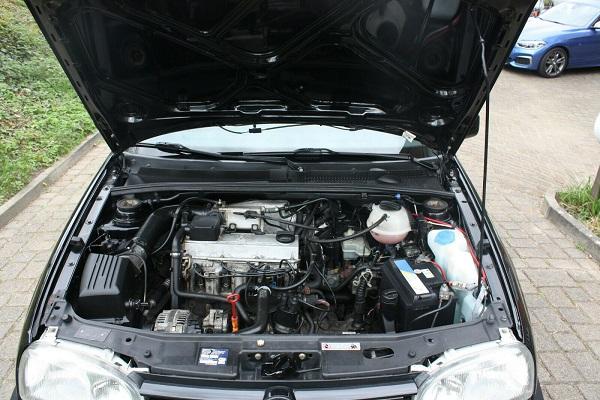 Мотор GT от Гольф VW