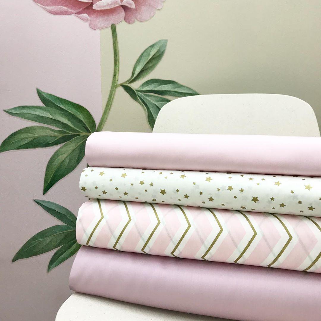 Купить ткани для пошива детского постельного белья