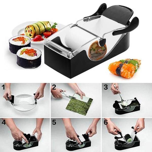 Машинка для приготовления роллов и суши