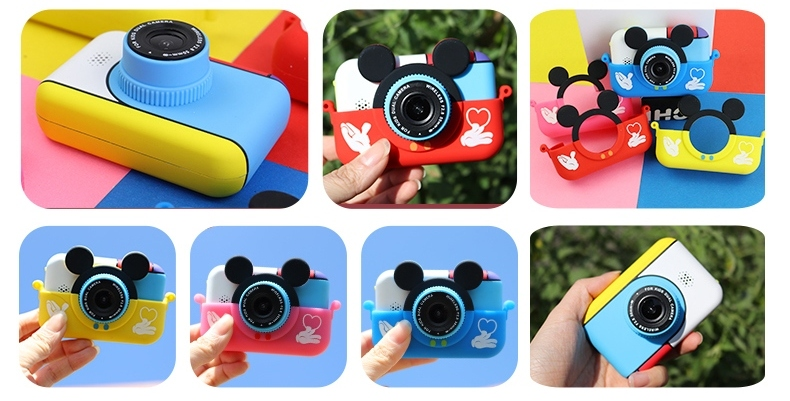 Детская цифровая камера Микки